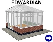 Edwardian DIY Conservatory: click here to select style and options