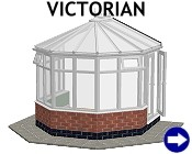 Victorian DIY Conservatory: click here to select style and options